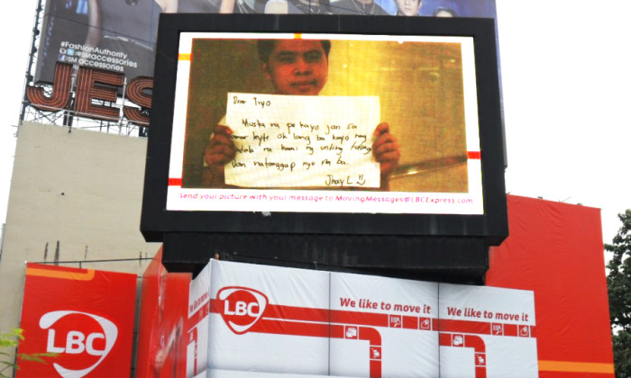 LBC Express moves on to interactive OOH | Marketing Interactive