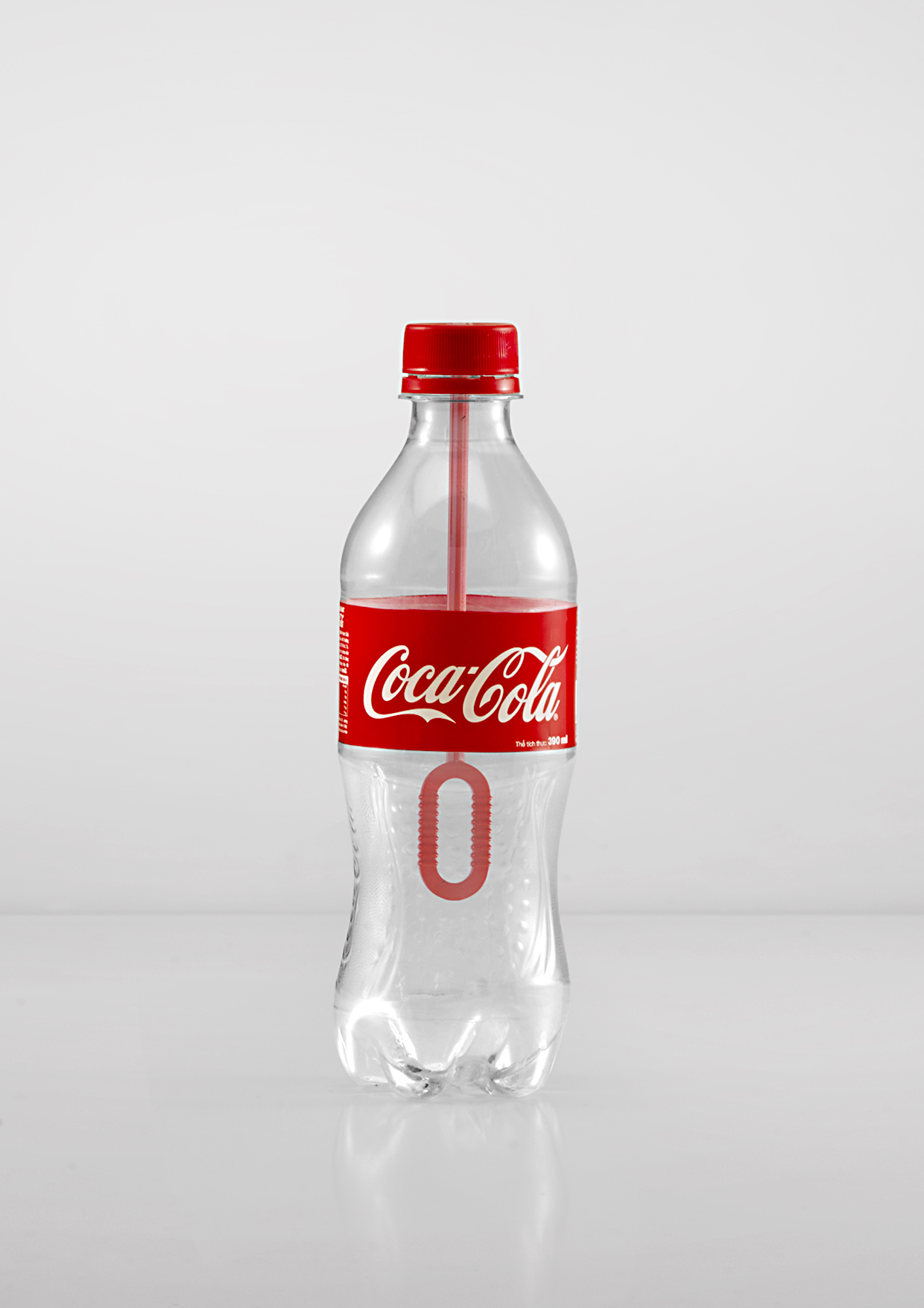 Coca Cola Transforms Used Bottles Into Helpful Tools