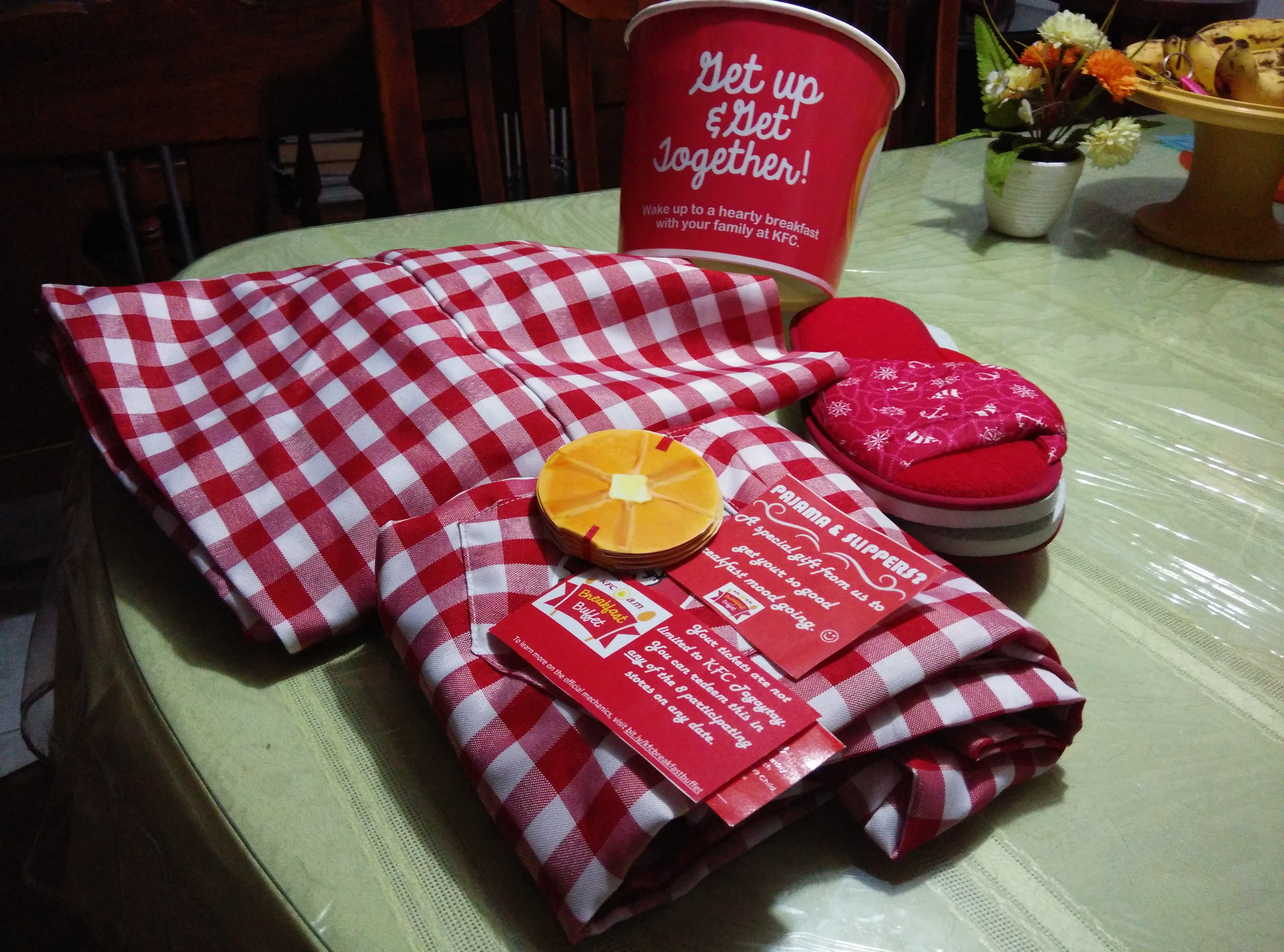 look kfc philippines breakfast meals returns with all you can eat