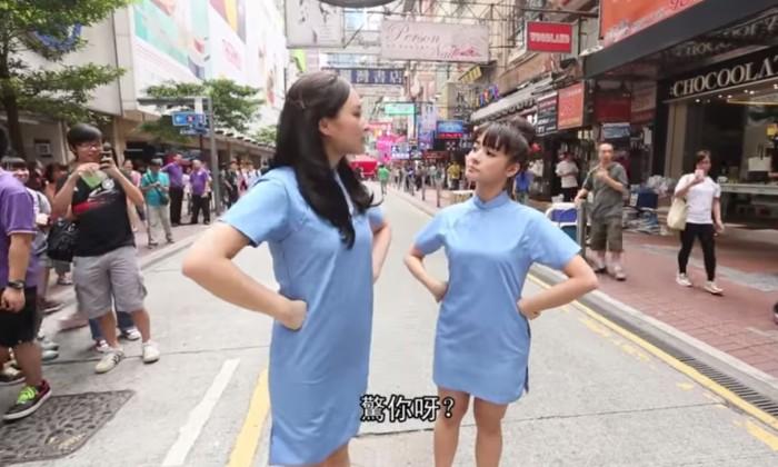 Garnier Aqua Defense Kandy Wong Jeanne Chan