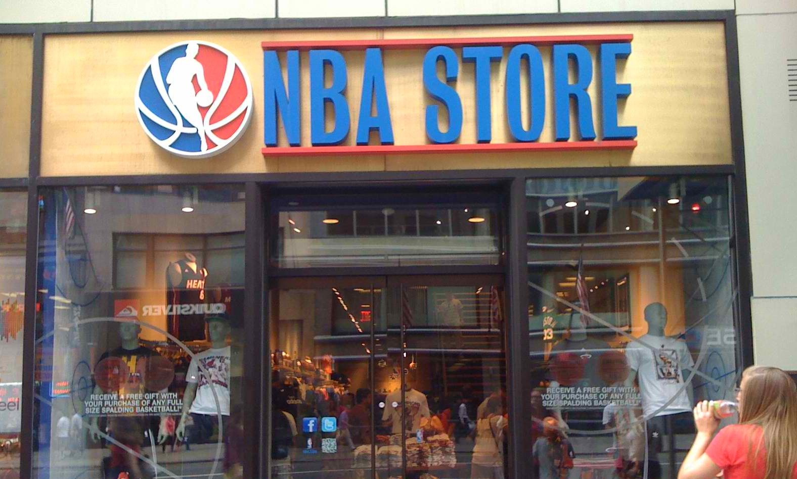 First NBA Store in SEA to open in Manila  30dd194c4