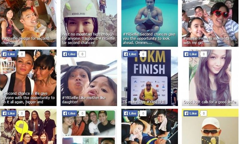 Yellow Ribbon Project Banks On The Selfie Trend For A Good Cause Marketing Interactive