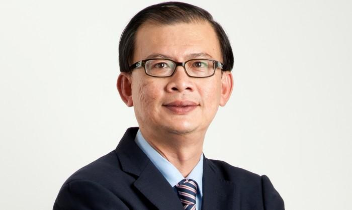 Allianz Bank's new CEO Zakir Khir