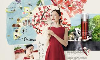 DFS Fall Winter 2014 Ad Visual Okinawa