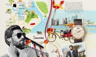 DFS Fall Winter 2014 Ad Visual Singapore