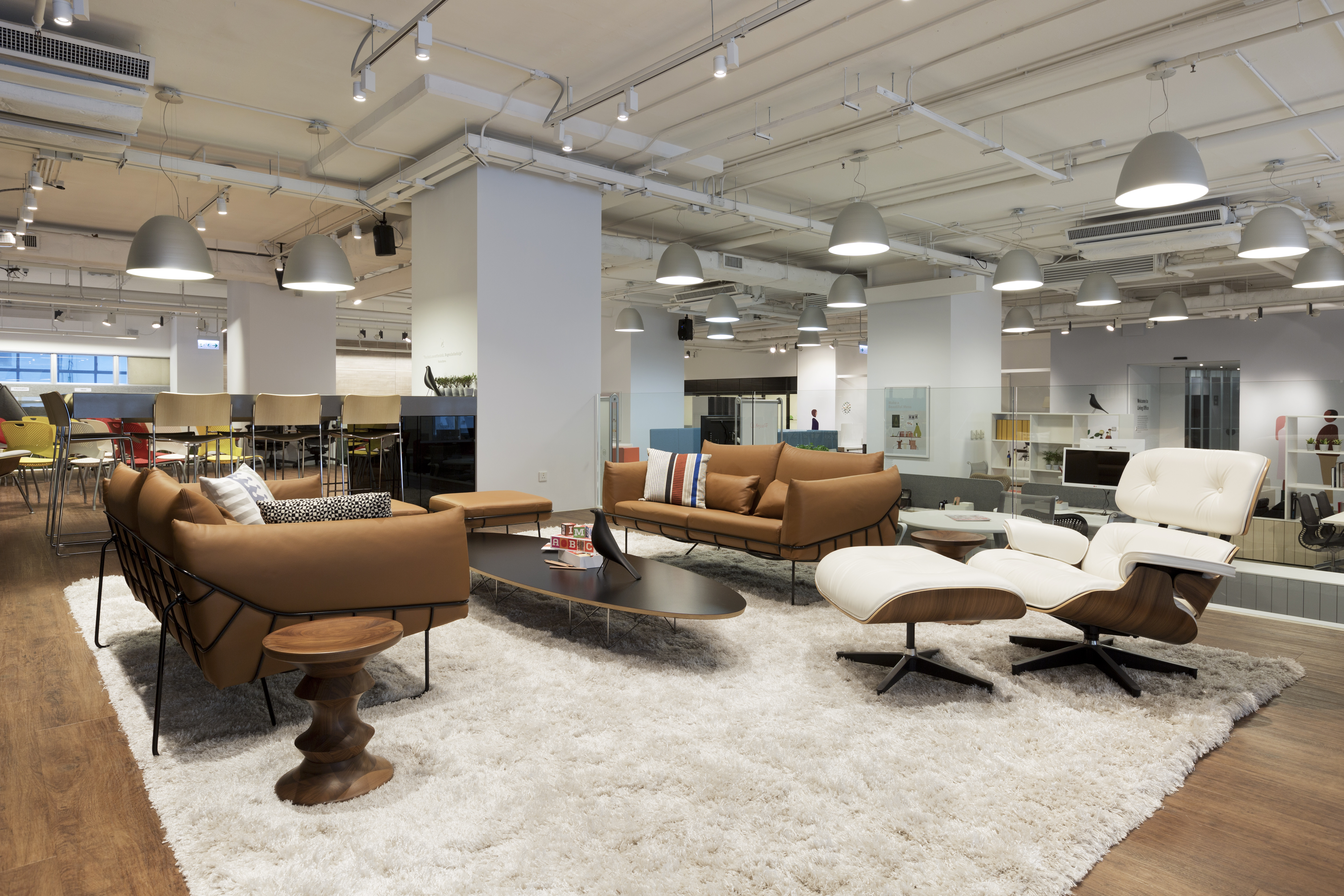 Herman Miller Introduces Home Working Experience Office