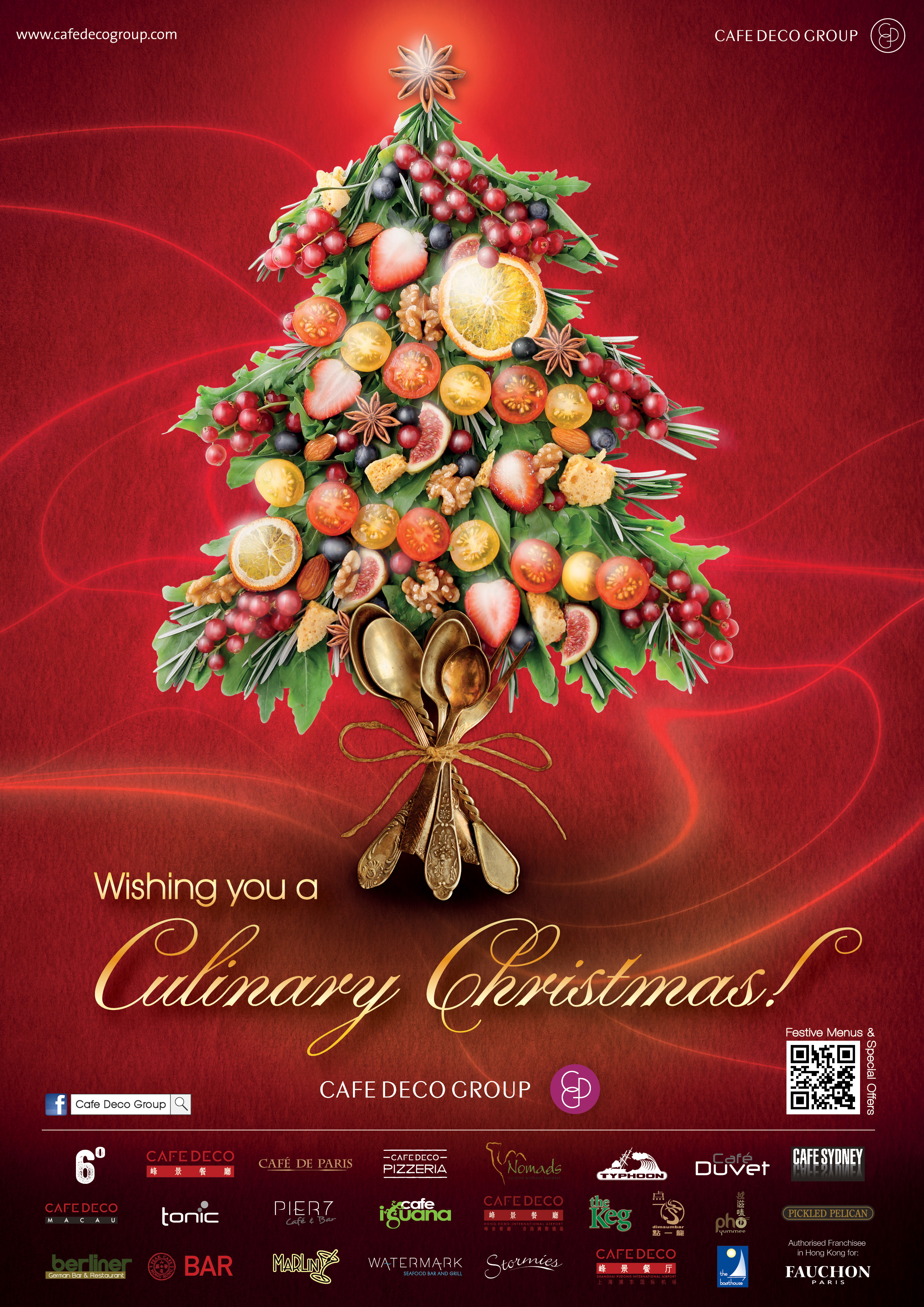 Christmas Images To Print.Variety Is The Buzz Word For Cafe Deco S Christmas Campaign