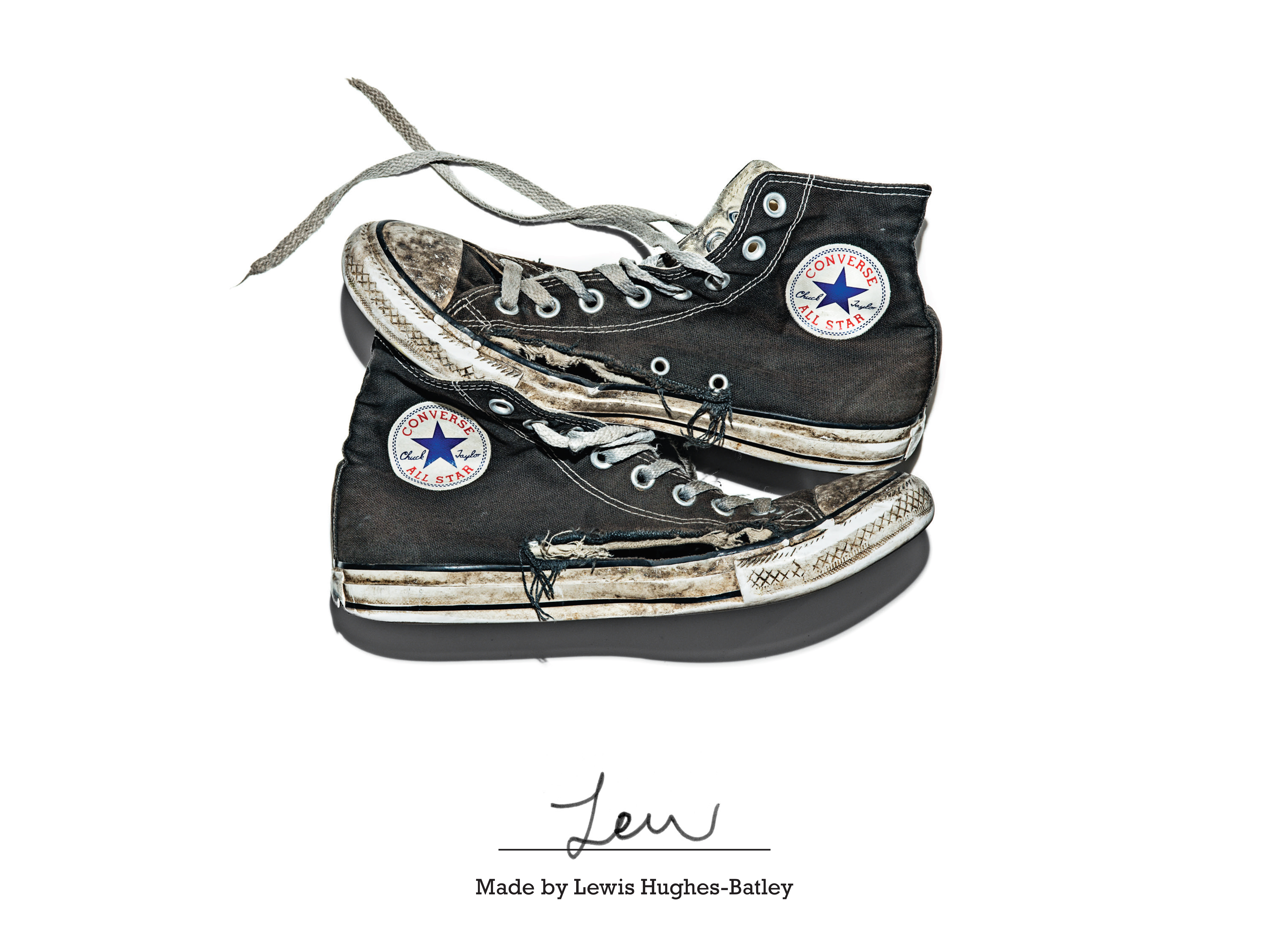 ad28552614ea Converse celebrates individualism with  Made By You  campaign ...