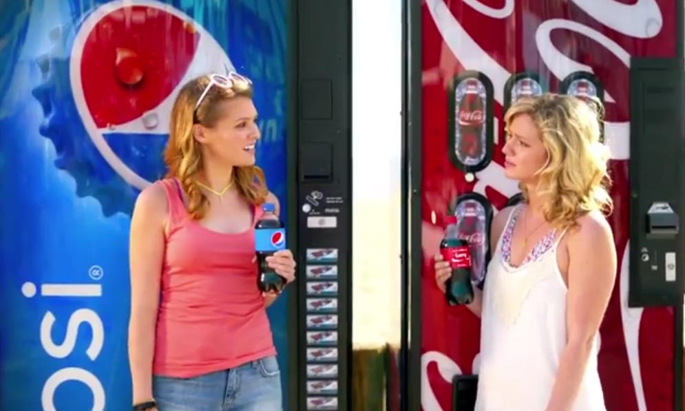 Another Pepsi ad takes a jibe at Coke | Marketing Interactive