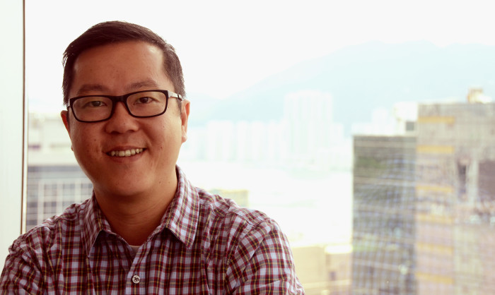 KEVIN HUANG PIXELS HONG KONG MATT EATON