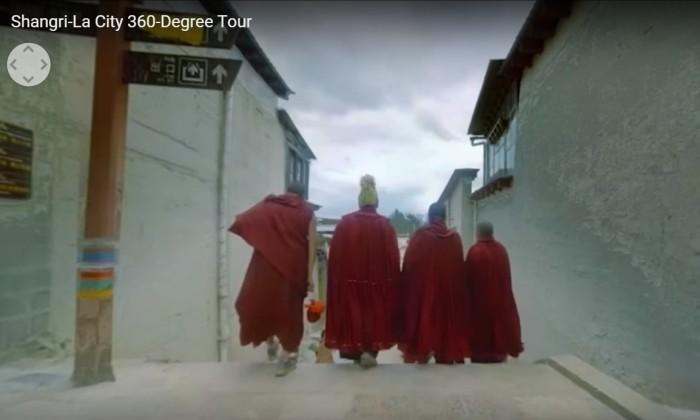 SHANGRI-LA VR CITY TOUR CHINA ROUGH MATT EATON