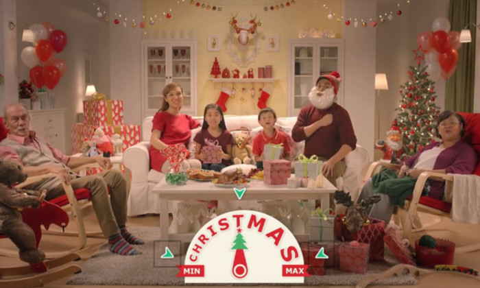 fe9f74646928a What s your ideal Christmas celebration like   VIDEO