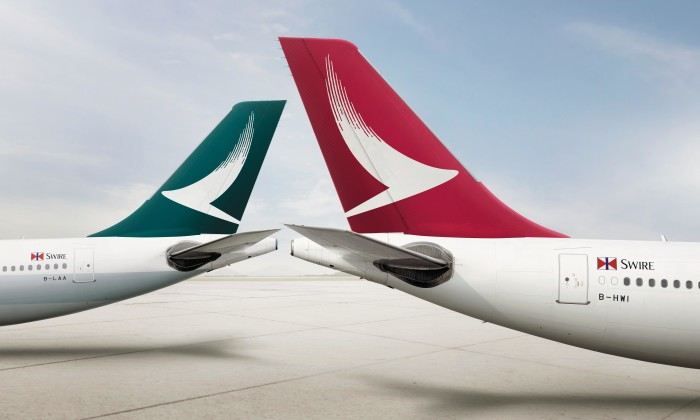 CATHAY PACIFIC DRAGONAIR CATHAY DRAGON