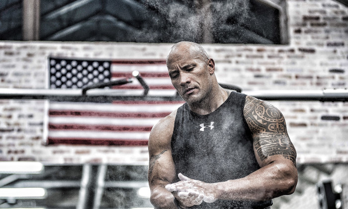 The Rock Shoes Under Armor Canada