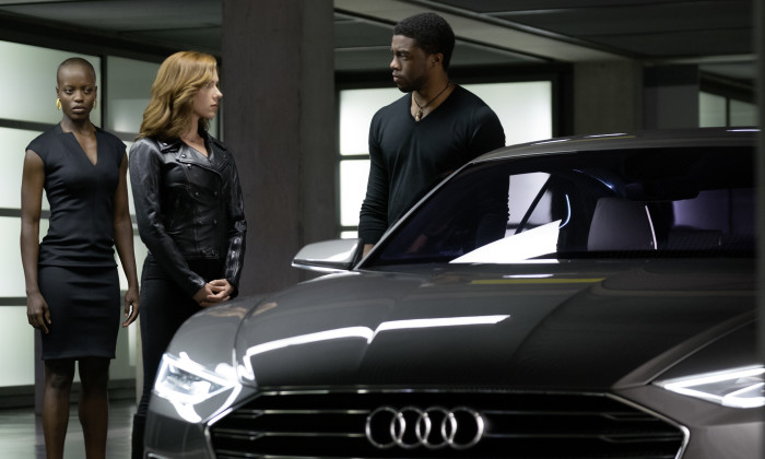 Audi Partners With Marvels Captain America Marketing Interactive - Audi of america