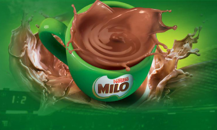 marketing mix of milo