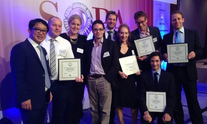 SOPA AWARDS HONG KONG