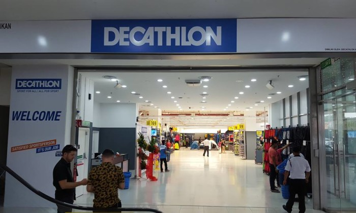 afaeda753 Decathlon looks to rapidly expand in Malaysia
