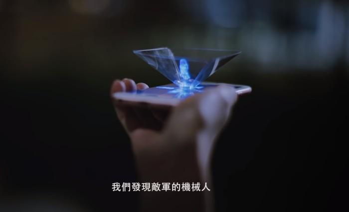 Star Wars holograms | Marketing Interactive