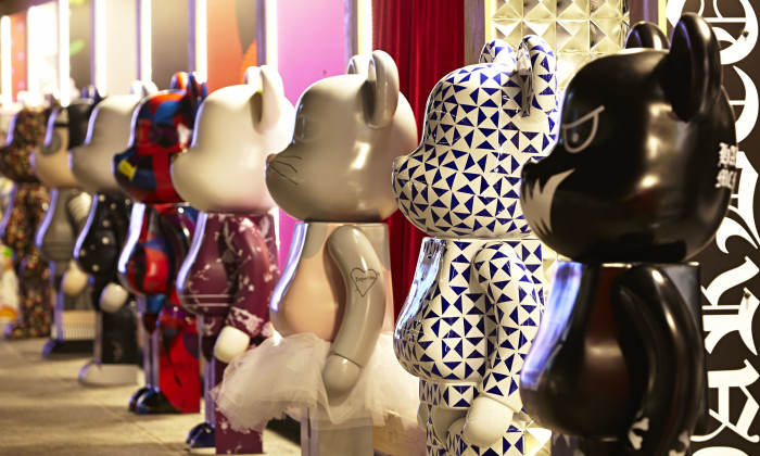 7579509d Fashion brands style up Harbour City with BE@RBRICK figures | Marketing  Interactive