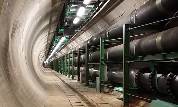 Why HSBC wants everyone to look at its secret tunnel on social media