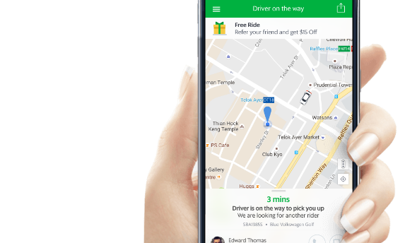 Grab launches carpooling service in Malaysia | Marketing