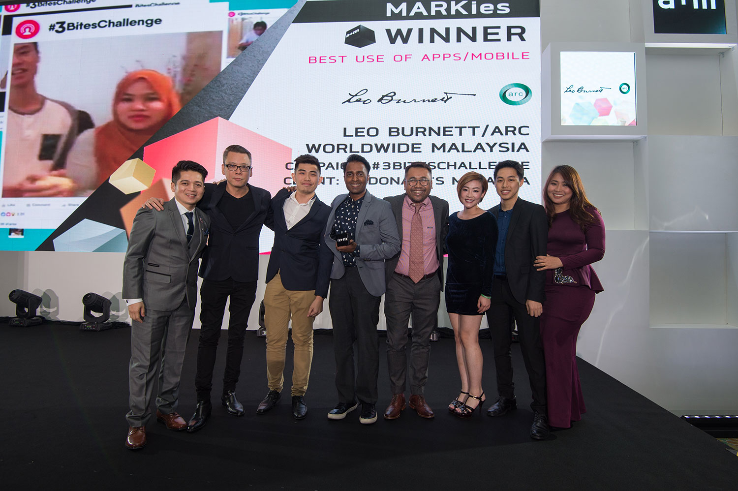 print ad leo burnett. Unique Burnett The Agency Of The Year Awards Malaysia 2017 Was Supported By Sponsors Waze  Inc Southeast Asia And Grab Partners Carlsberg Dreamteam Inside Print Ad Leo Burnett