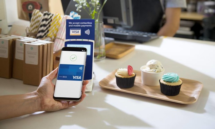 Visa forges over a dozen partnerships to push multi-sensory