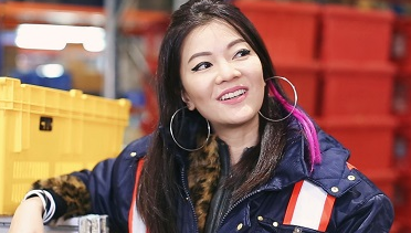 RedMart gets fresh with Michelle Chong's 'Ah Lian' persona