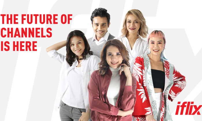 iflix ropes dentsu X for regional TVC debut with SEA