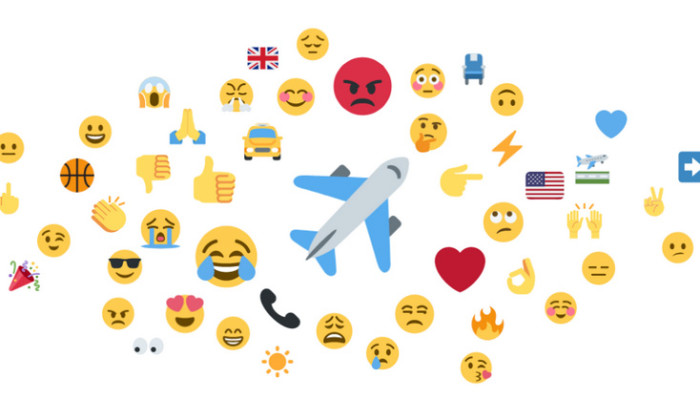 Emoji analysis shows which brands are rocking it on Twitter