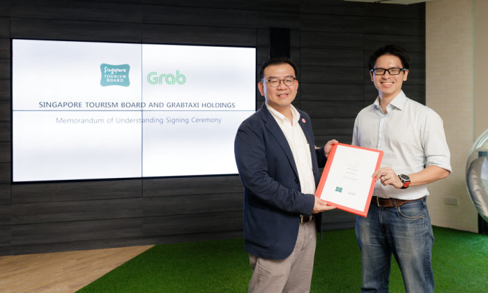 STB and Grab ink 3-year partnership | Marketing Interactive