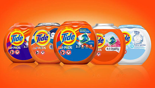 tide ropes in football star to put an end to the tide pod challenge
