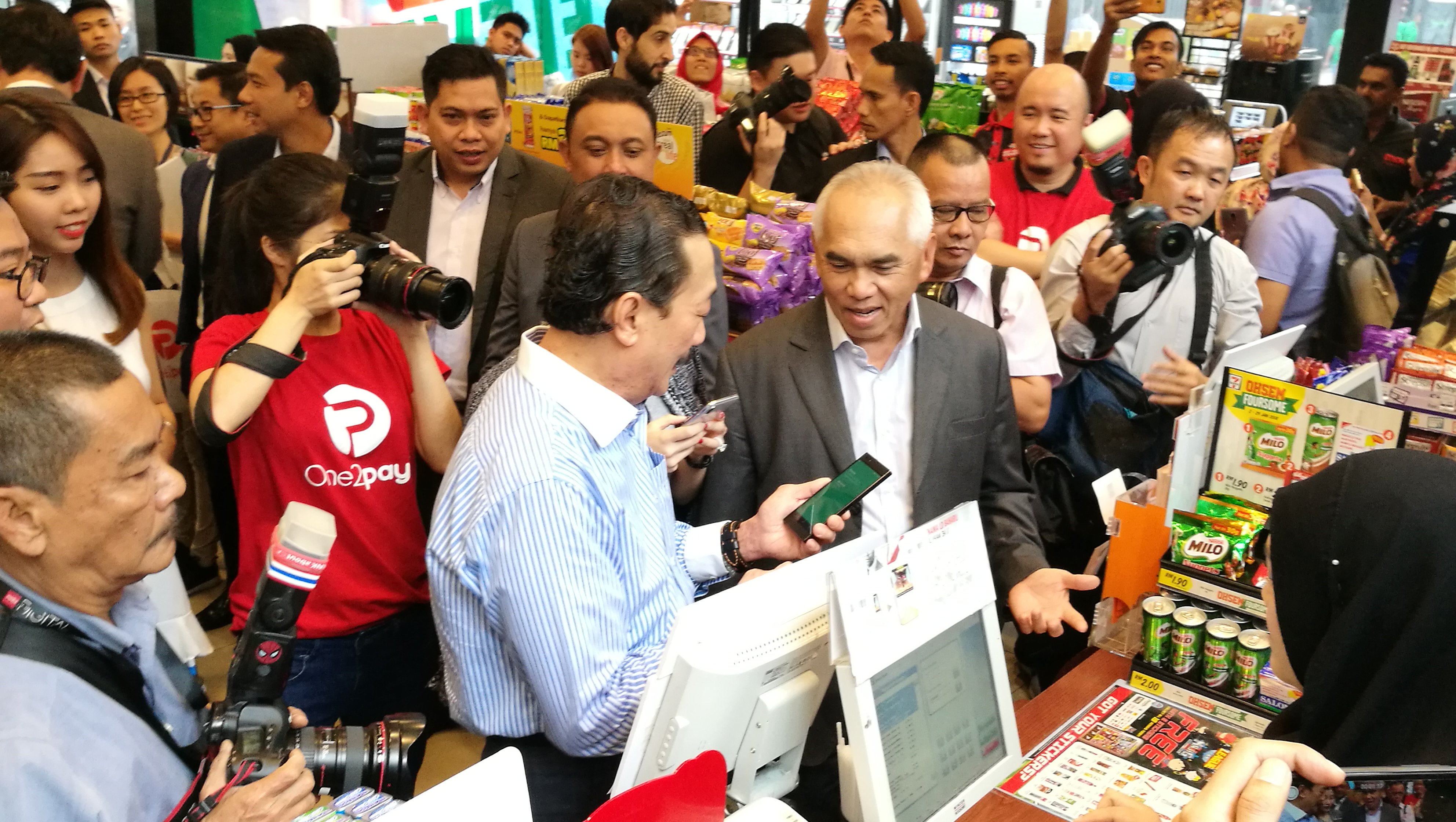 7-Eleven Malaysia rolls out One2pay mobile payment wallet