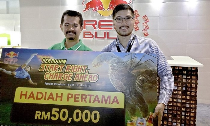 Red Bull Malaysia Concludes National Contest Awards Rm250 000 To