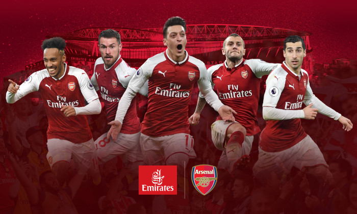 8a6d0420ebc Emirates and Arsenal ink major sponsorship deal