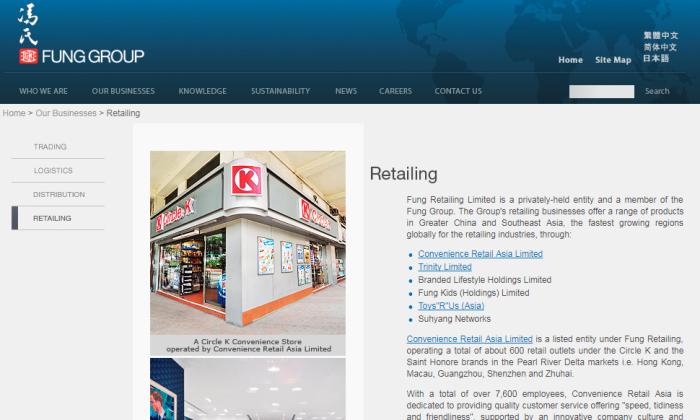 Fung Retailing And Jd Com Form Ai Partnership Marketing