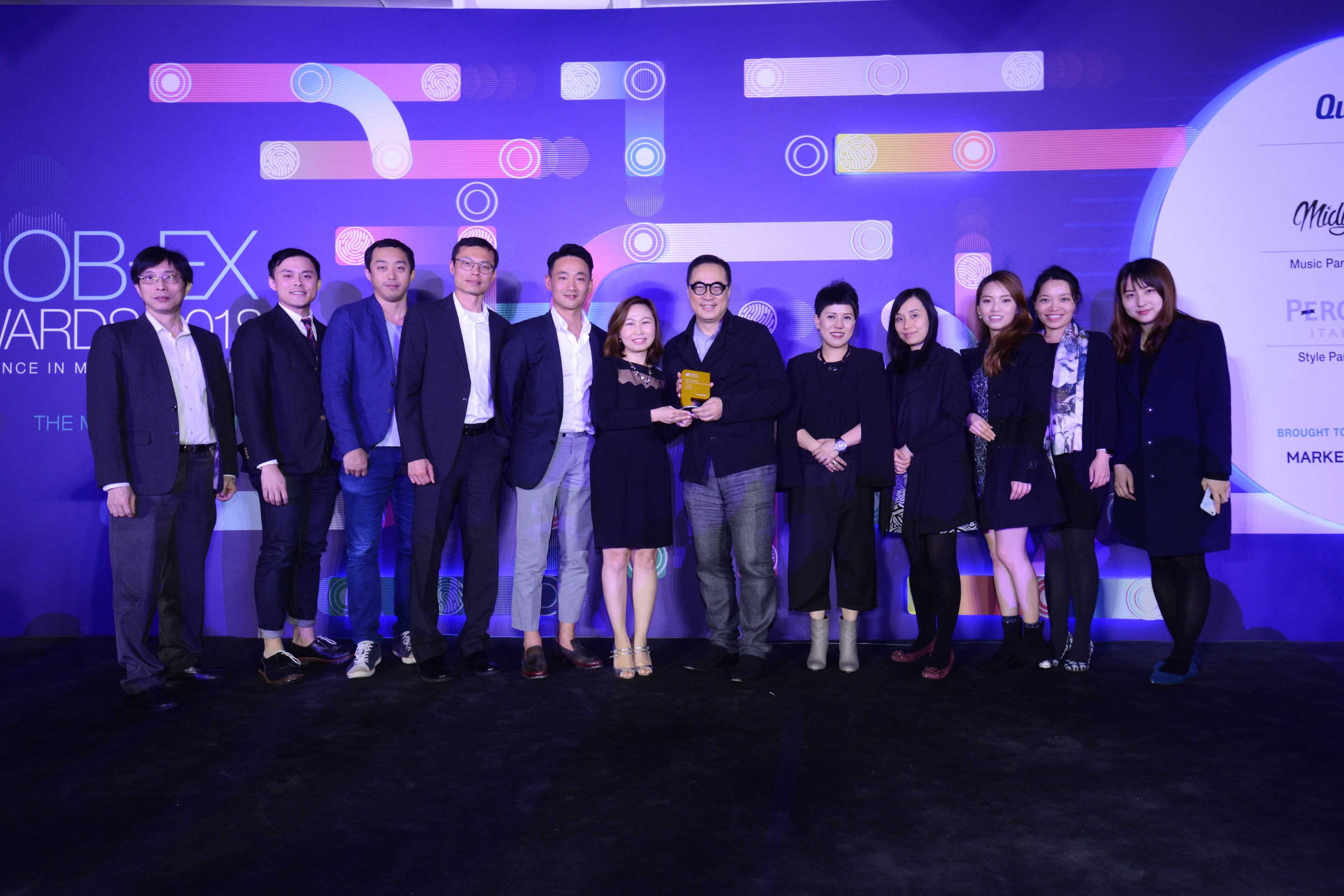 Gallery] Winners of the Mob-Ex Awards 2018 revealed