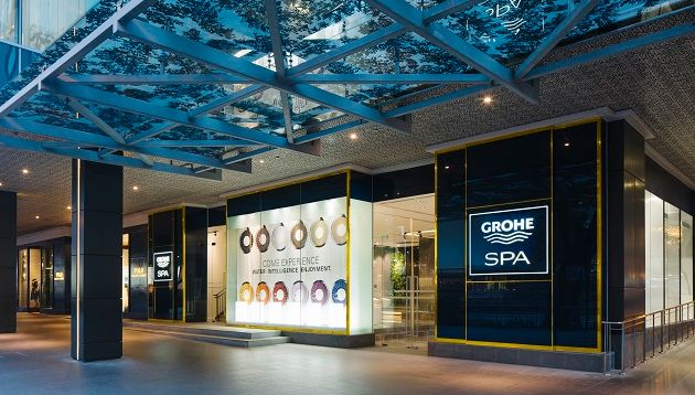 GROHE launches Asia flagship store at Singapore\'s Shaw Centre ...