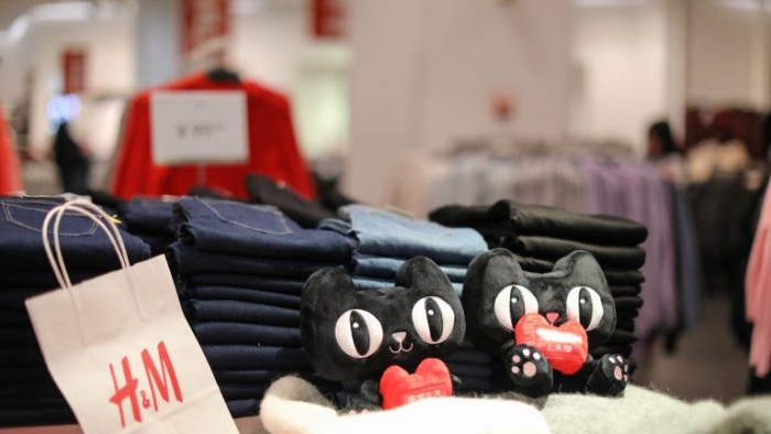 Direct Sales Canada >> H&M opens store on Alibaba's Tmall | Marketing Interactive