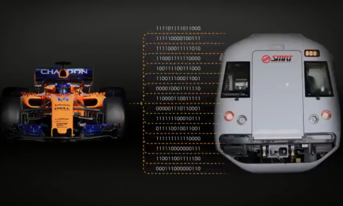 smrt partners mclaren to monitor train performance | marketing