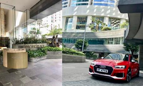 Audi HK Expands Ondemand Service With Three New Hubs Including - Pacific audi