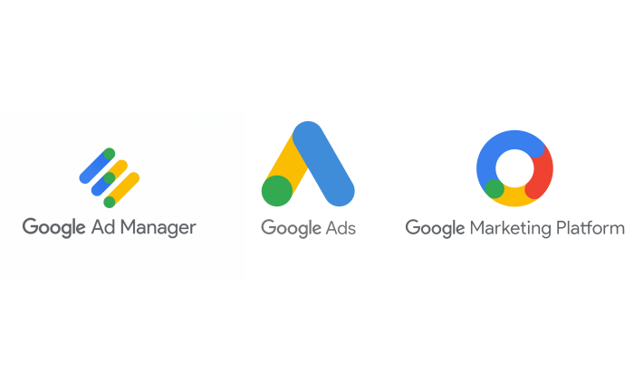 Google consolidates ad offerings into 3 new brands