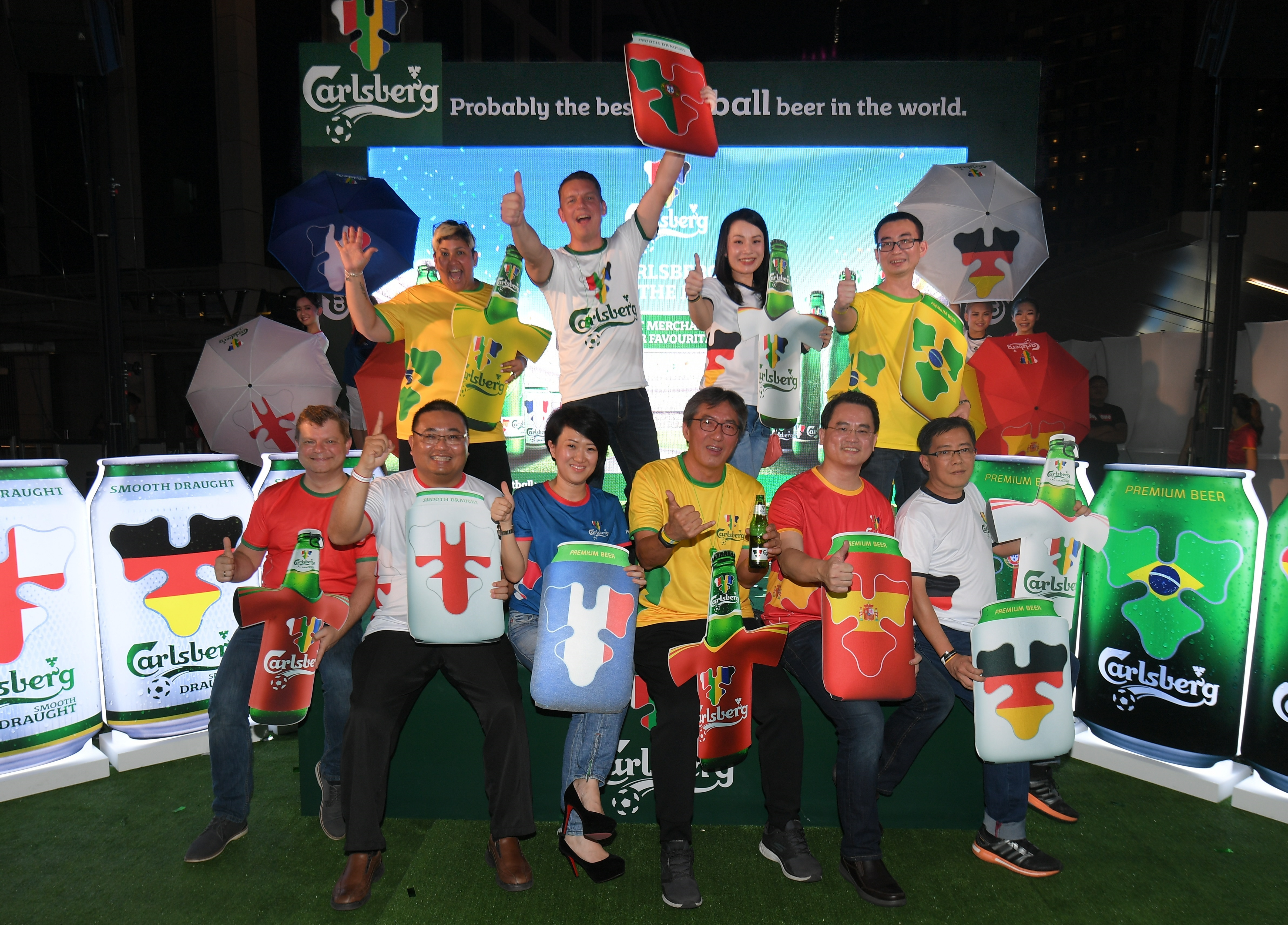 Carlsberg goes big with its marketing initiatives as World Cup fever