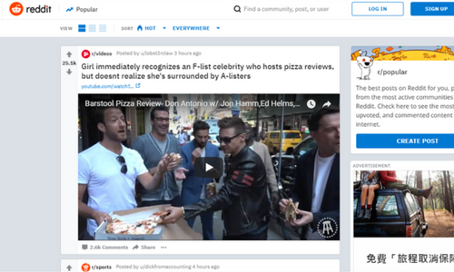 Reddit to feature native video ads starting today