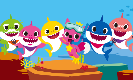 Astro partners company known for Pinkfong and Baby Shark ...