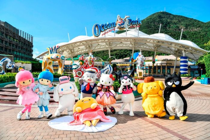 """5e94ff0d6 Ocean Park to feature Hello Kitty for """"HELLO-WEEN"""" in Sanrio collaboration"""