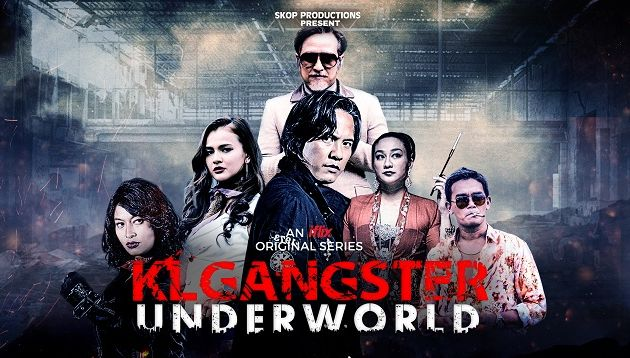iflix to push drama series KL Gangster: Underworld with digital and