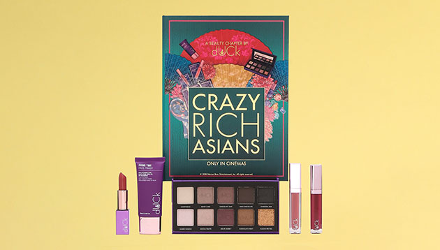 Vivy Yusof's dUCk Cosmetics jumps on Crazy Rich Asians hype with