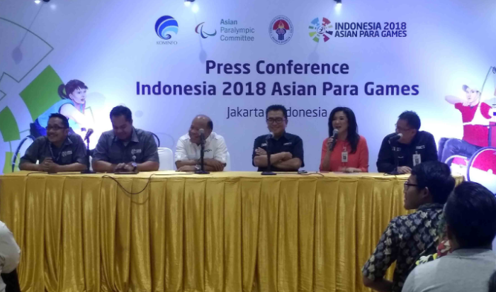 Indonesia's TVRI and Metro TV come on board Asian Para ...